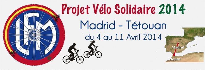 Projet Vélo Solidaire
